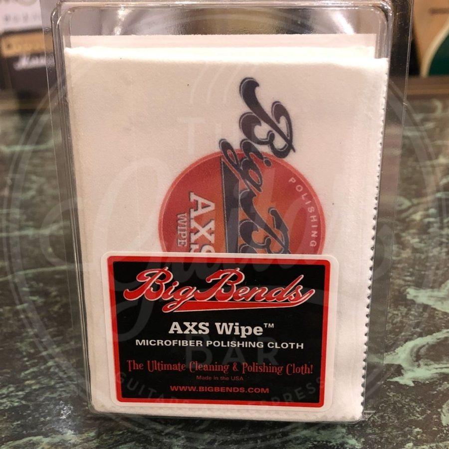 Big Bends AXS wipe Microfiber cloth
