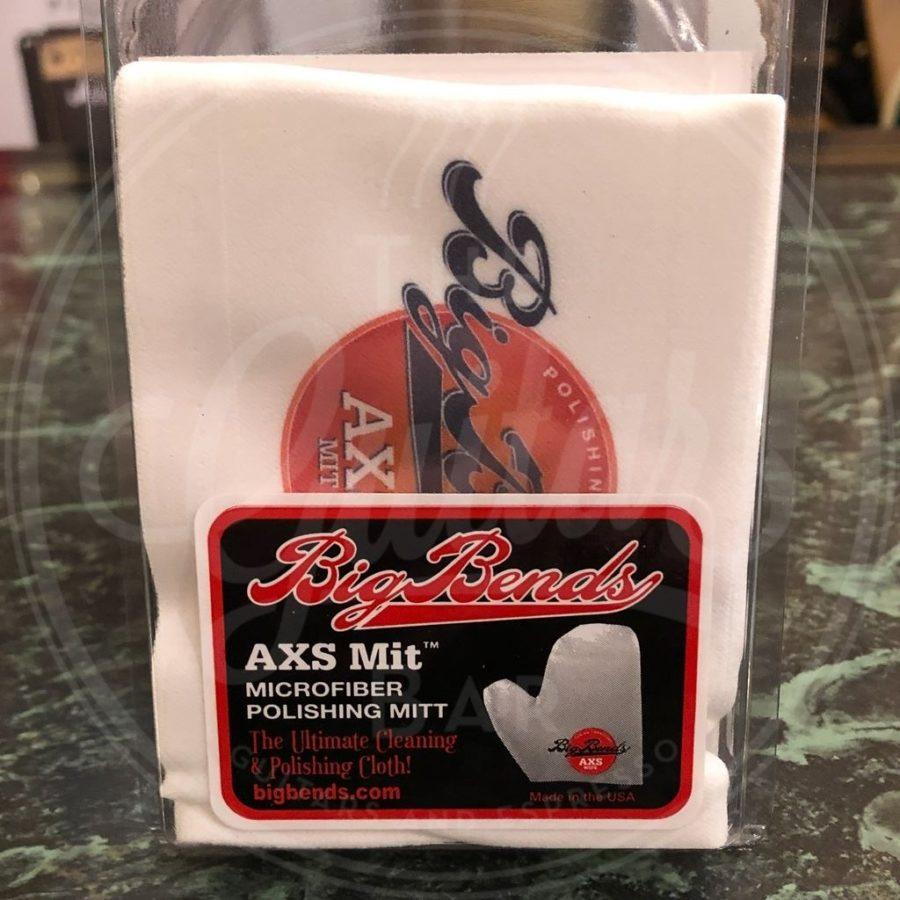 Big Bends AXS Mitt Microfber Cloth
