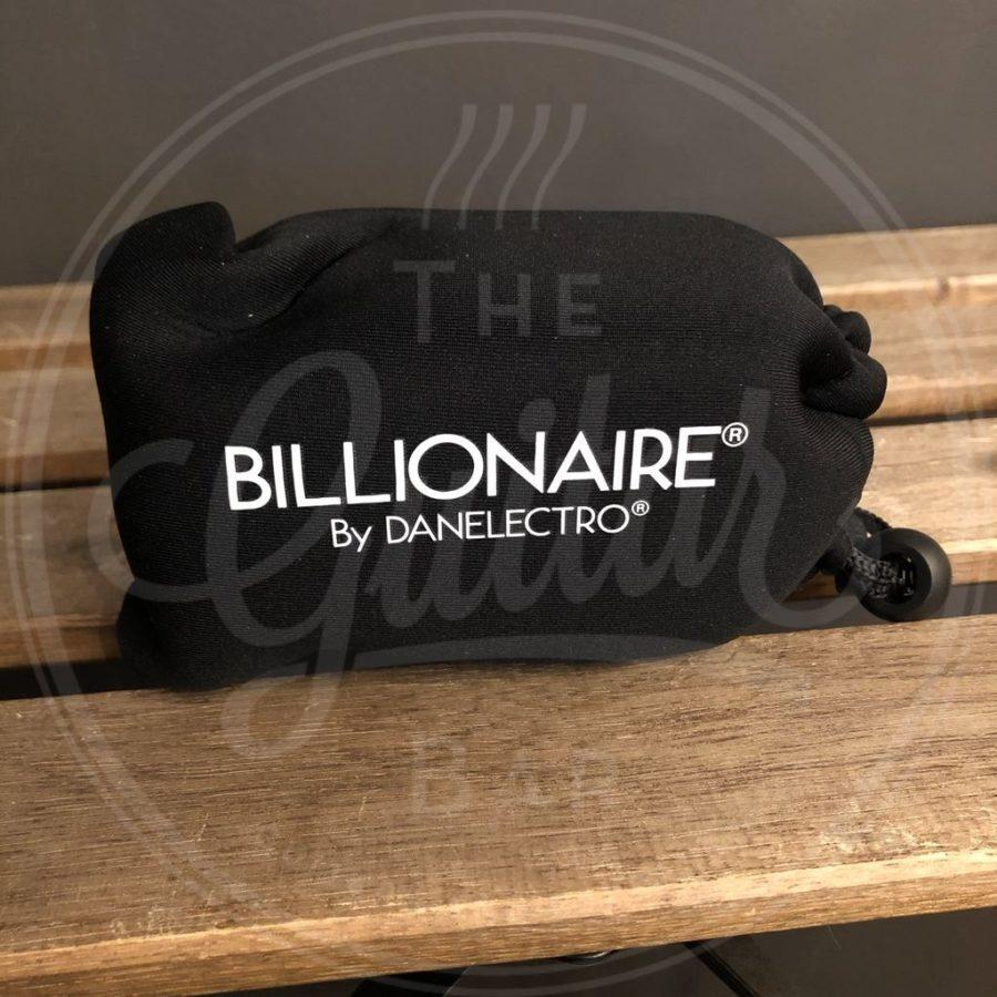 Danelectro Billionaire CEO tremolo