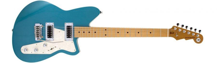 Reverend Jetstream RB w/Wilkinson Trem. deep sea blue