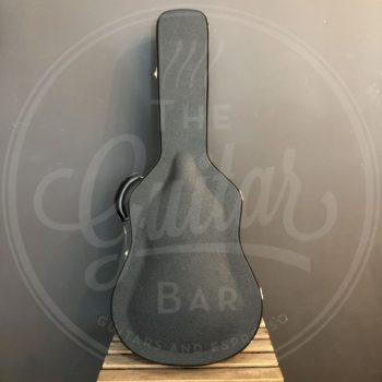 Golden Gate houten deluxe koffer voor Western gitaar