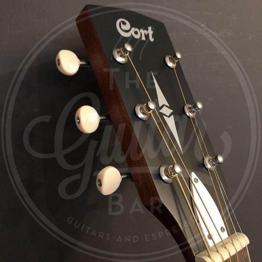 Cort westernguitar CJ-Retro vintage black