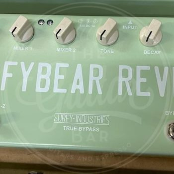 SurfyBear Pedal Compact Surf Green (V1.1)