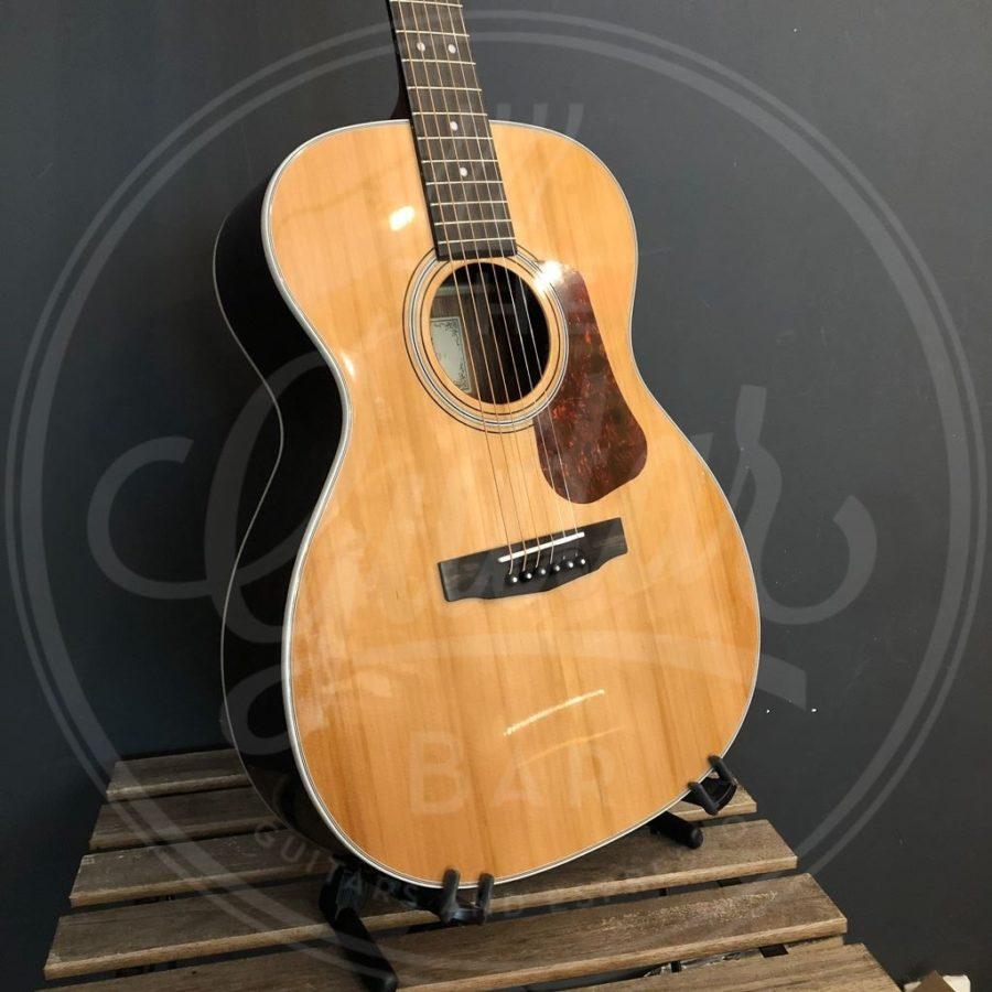 Cort steelstring acoustic, Luce 550LW, natuur, EA