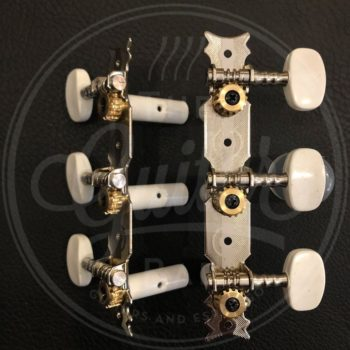 Boston machine heads classic guitar plastic buttons