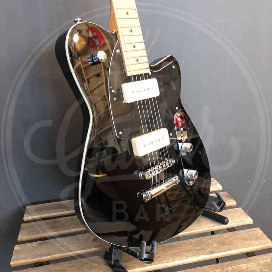 Reverend Charger 290 midnight black