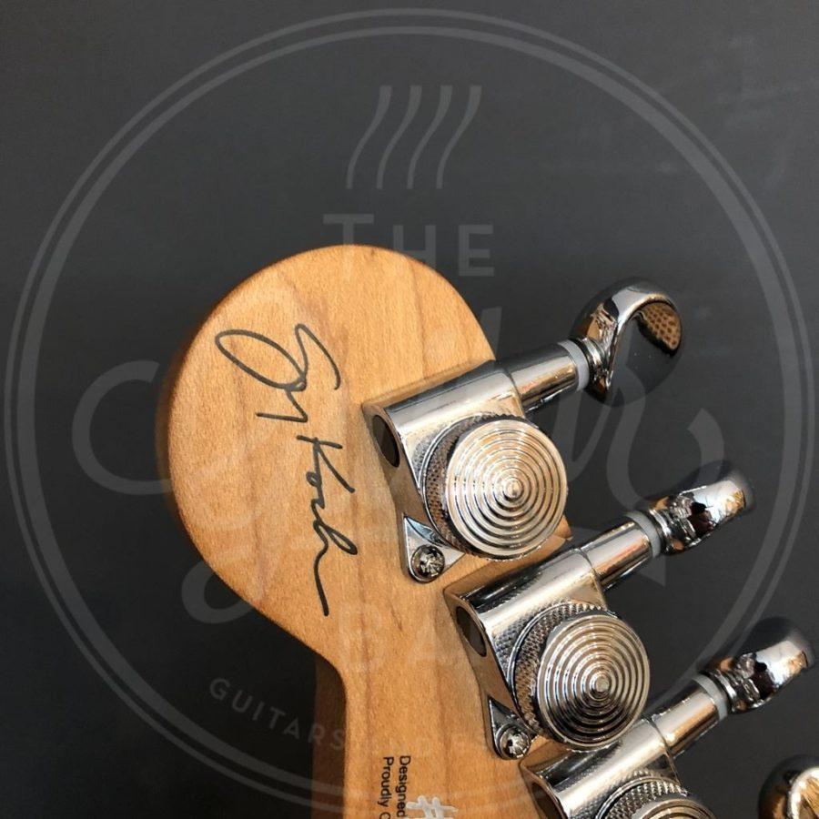 Reverend Greg Koch Gristlemaster - 3 Tone Burst