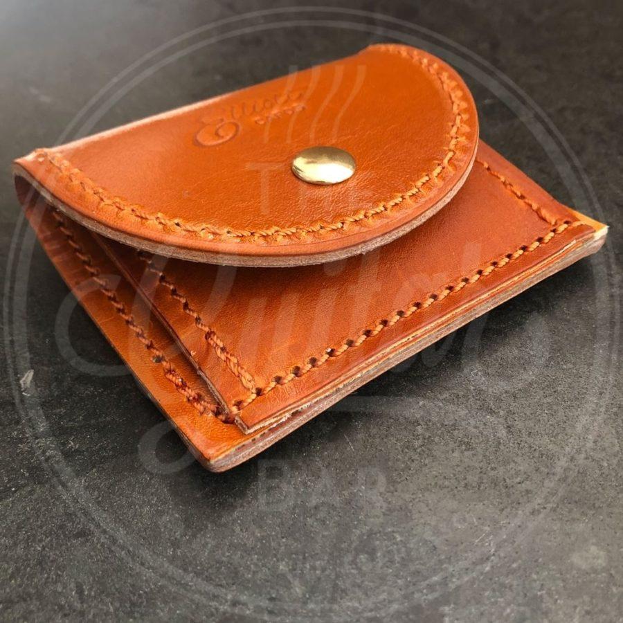 Elliott capo pouch square cognac