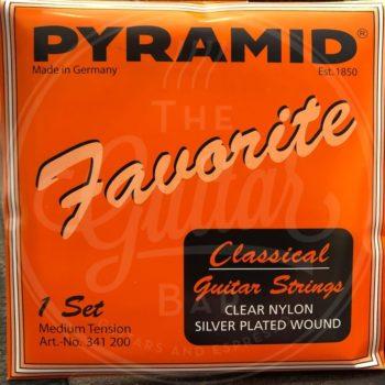 Pyramid Favorite classical guitar strings