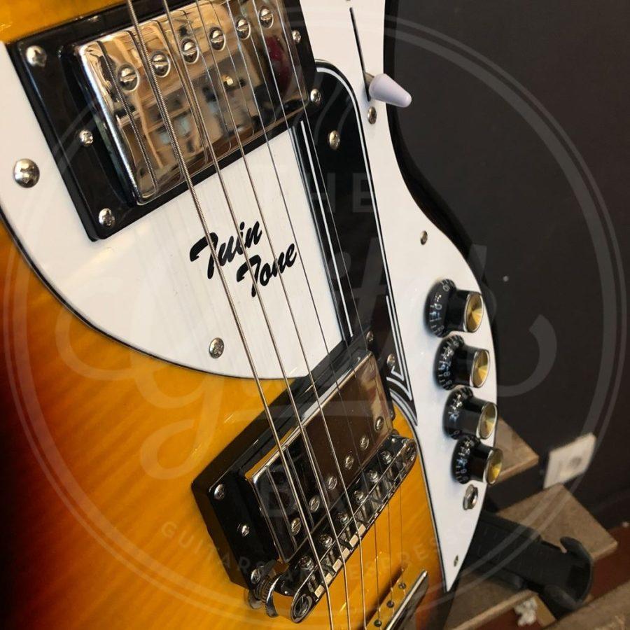 Eastwood Twin Tone Duke Robillard signature