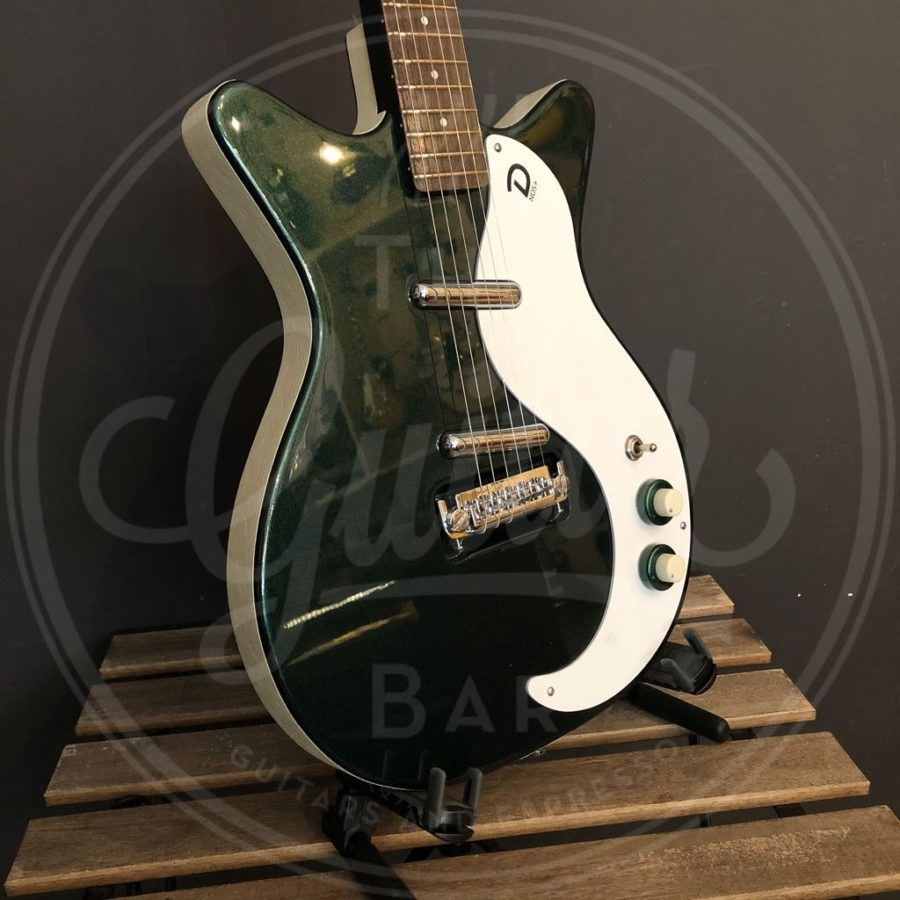 "Danelectro 59 ""M"" NOS DC - Racing Green"