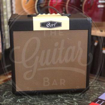 Cort CORT El. gitaarcombo, CM30R, zwart, 30w