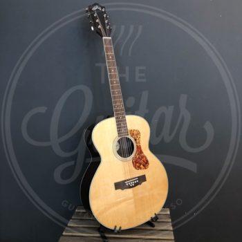 Guild BT-258E Deluxe NAT 8-string baritone