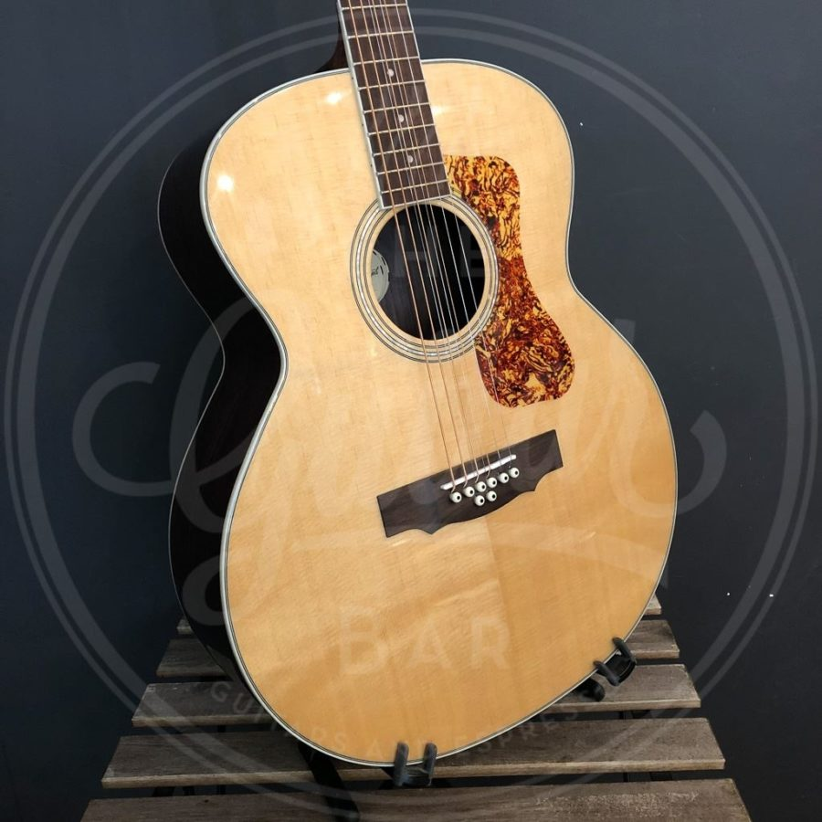 Guild BT-258E Deluxe NAT 8-string baritone