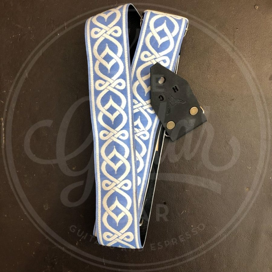 Holy Cow tribal blue