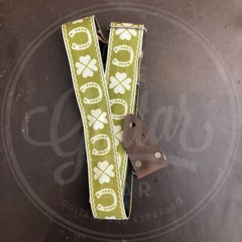 Holy Cow real vintage Lucky Charm Green 70's strap