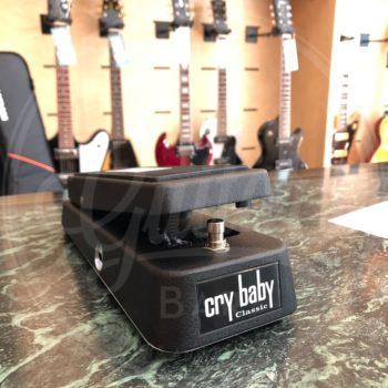 DUNLOP / EFFECT PEDALEN / CRYBABY / Standaard / Cry baby classic fasel
