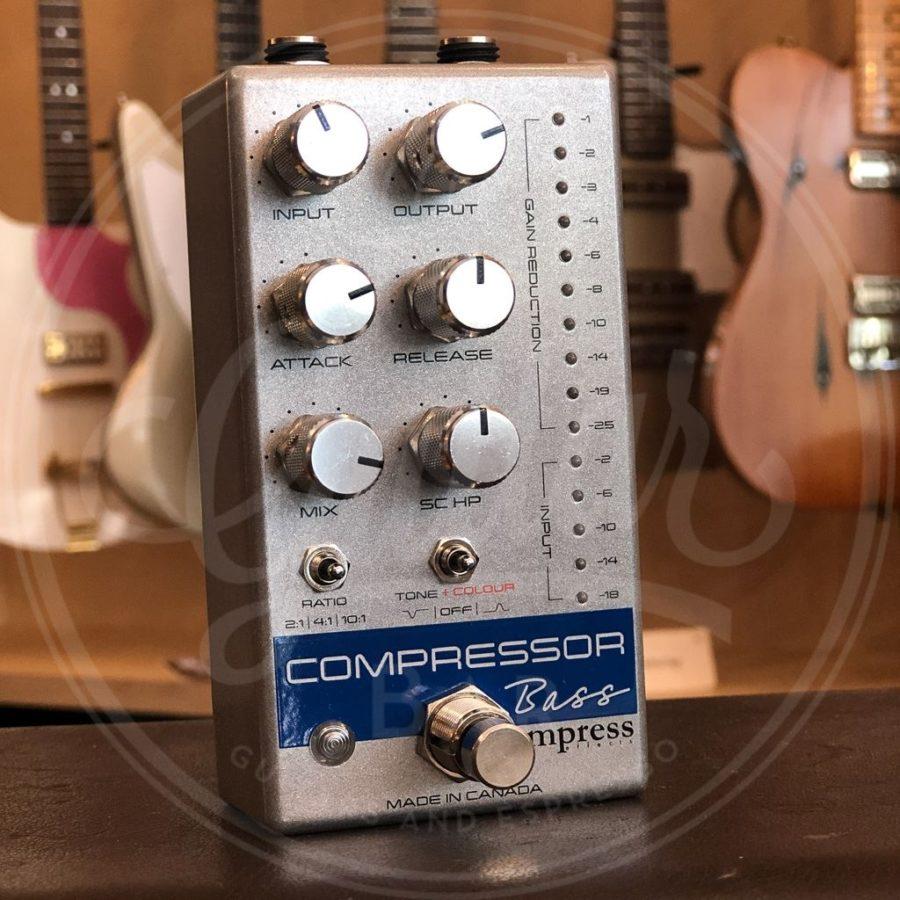 Empress Bass compressor