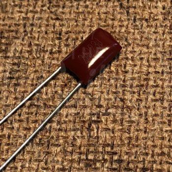 Boston capacitor, 0,022 microfarad, tone control, for s-model