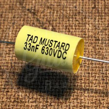 TAD TAD Mustard capacitor 0.033uF
