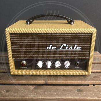 DeLisle Tube-Amplifier-5w- Vintage Studio Tweed
