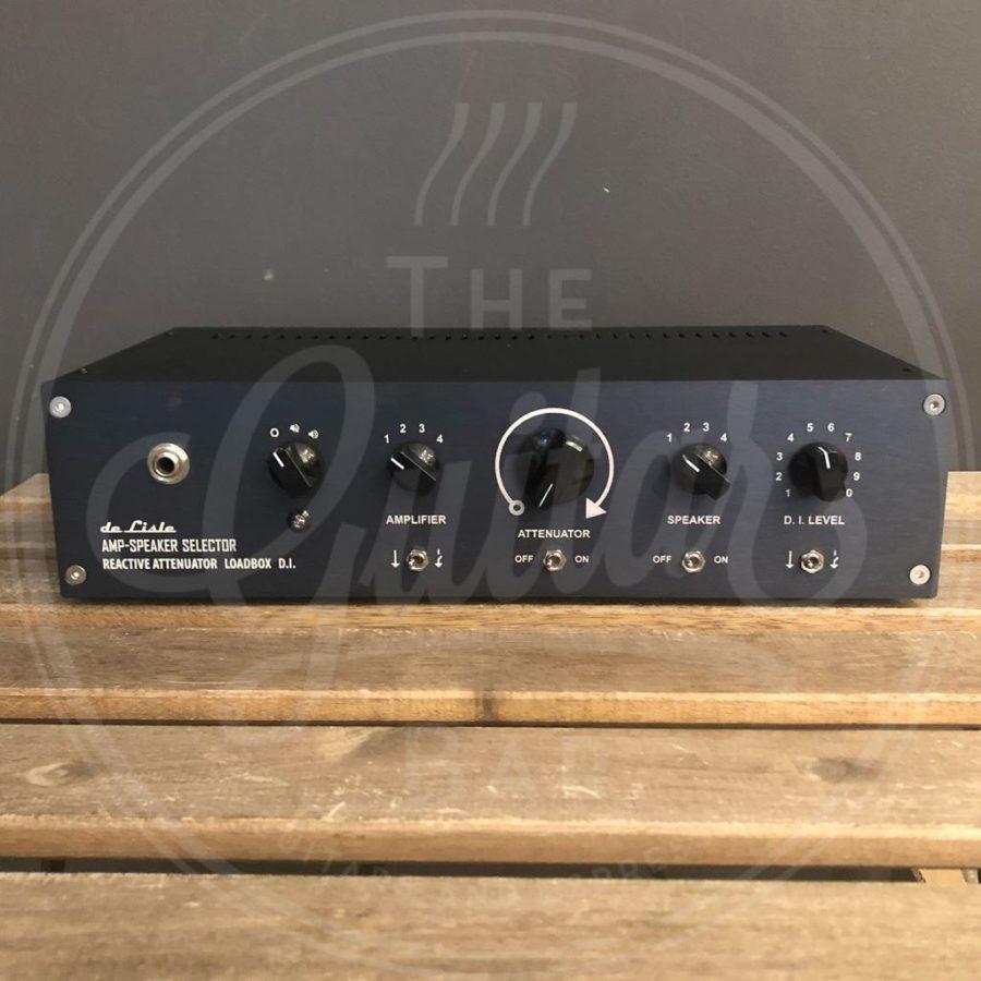 DeLisle Pedal - Amp Speaker Selector 4X4 Reactive