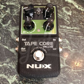 Nux tape echo core deluxe