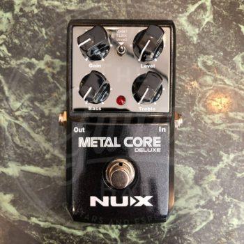 Nux drive metal core deluxe
