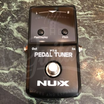 Nux pedal tuner / true bypass
