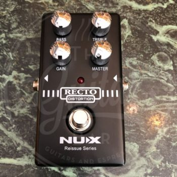 Nux heavy distortion / true bypass