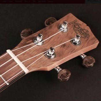 Korala Performer Series tenor, all dao wood, open guitar