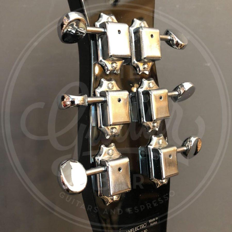 Danelectro 56 SC Guitar - Black