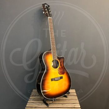 Guild OM-260CE Deluxe ATB