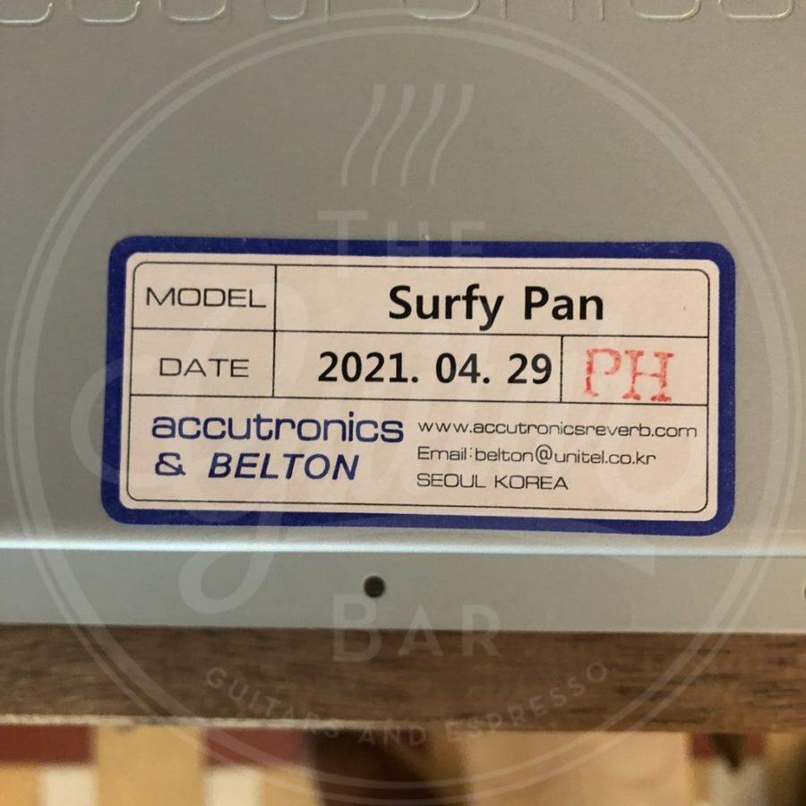 SurfyBear Pedal Classic Blonde (V2.1) w/ SurfyPan