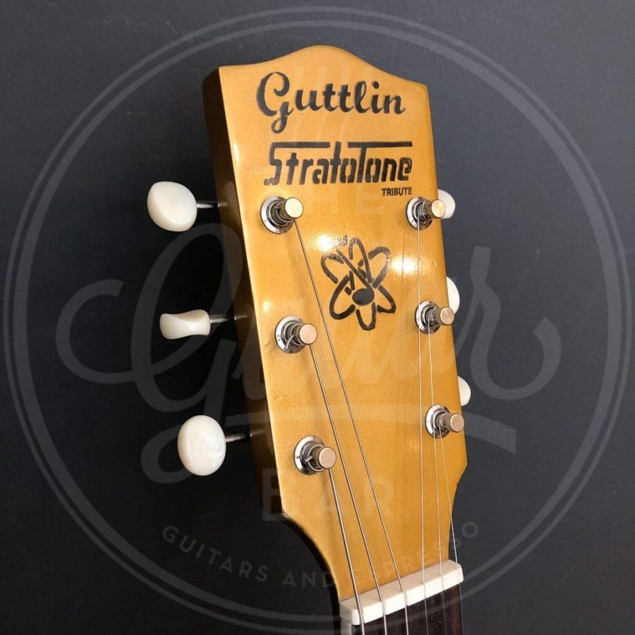 Guttlin H44 Stratotone tribute built