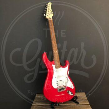 Cort HSS electric guitar 2 tone sunburst